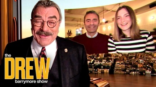 Tom Selleck Surprises a Family Helping Restaurants in NYC Survive the Pandemic | Drew-Gooder