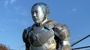 THE ROBOT First Robot Man ND2020K1 Nanny Droid STEFO