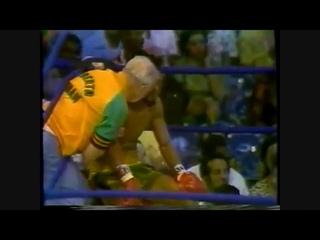Roberto Duran vs Ray Lampkin 1975 03 02