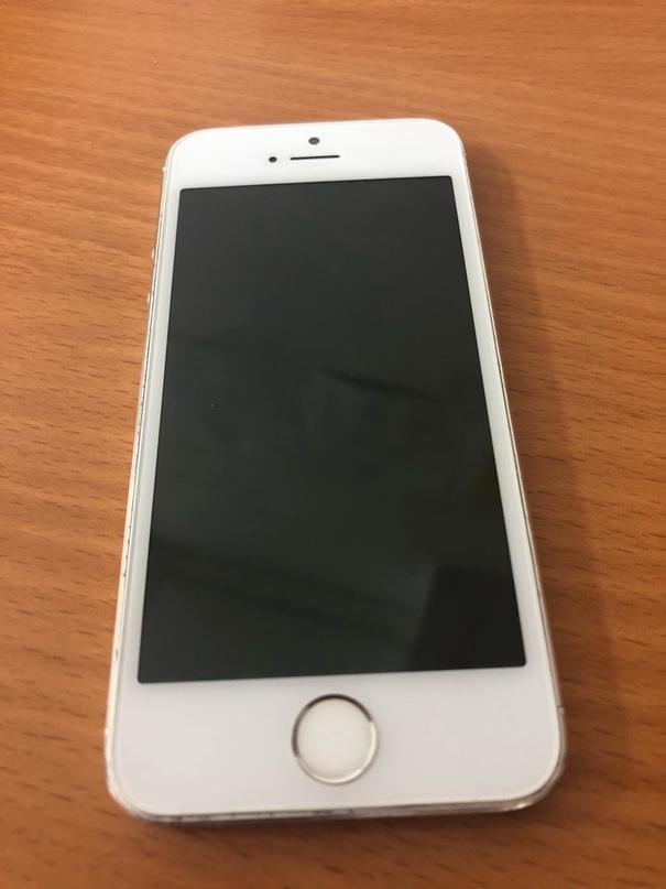 Купить iPhone 5s  белого цвета  Все функции   Объявления Орска и Новотроицка №8288