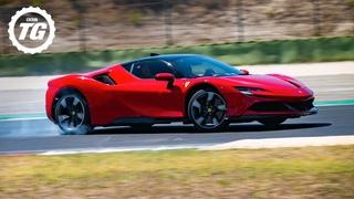 FULL REVIEW: Chris Harris vs the 986bhp hybrid Ferrari SF90 | Top Gear: Series 29