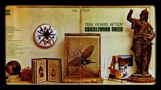 TEN YEARS AFTER - Cricklewood Green (1970 vinyl rip) 🇬🇧 Progressive Blues Rock/Electric Blues