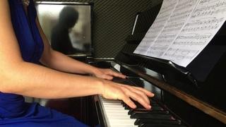 Elgar - Salut d'Amour PIANO SOLO / Элгар - Приветствие любви фортепиано соло / Masha Sharova