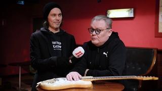 Ville Valo ja Esa Pulliainen jatkavat Agents-yhteistyötään 20 vuoden jälkeen