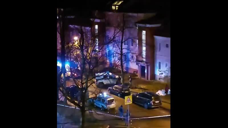 В Калининграде мужчина расстрелял бывшую жену и покончил с собой