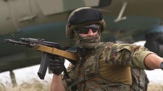 Тактический десант   Tactical landing // Славянское братство