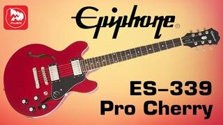 Электрогитара EPIPHONE ES-339 Pro (винтажная полуакустика)