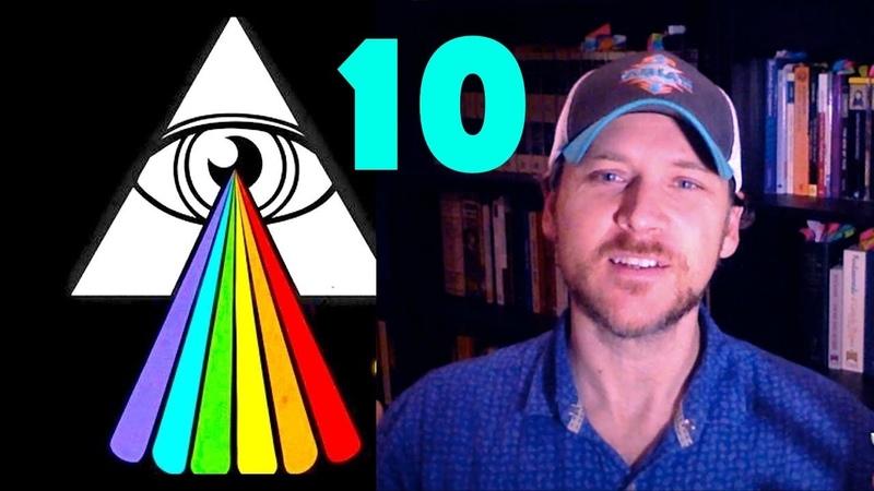 Top Ten Proofs the Illuminati are REAL! Jay Dyer