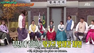 171007 Knowing Brother Cap 96 SubEsp