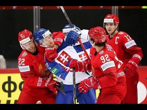 Results of the first day of the 2021 IIHF World Championship