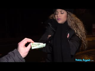 [PublicAgent] Venus Afrodita - Busty Latina Fucked in Hotel New Porn 2019