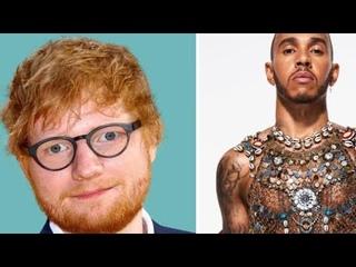 5* Ed Sheehan 👏 SHAMES SIR Lewis Hamilton Hypocrisy 🤬 Ed's AMAZING £ 🇬🇧 Tax Genius 💰