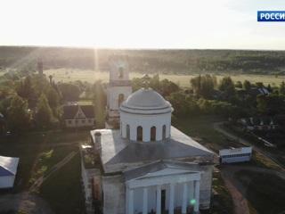 Русская Атлантида Село Козлово Введенский храм