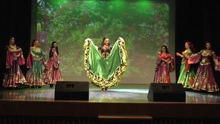 Нанэ цоха. Театр цыганского танца и песни «ШАТРИЦА». Ольга Смирнова. Танцует Марина Нечаева.