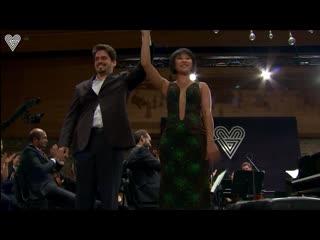 Tsinandali Festival: G. Guzzo, Martin Fröst, Lahav Shani, Yuja Wang - Shostakovich, Beethoven (Tsinandali, )