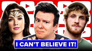 The Truth About Logan Paul: The Most Successful Loser Ever. Gal Gadot, HBO Max, Georgia Runoffs, &
