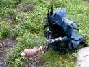 Monster Hunter Cosplay party - Rajang Battle