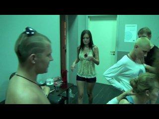 LIL SOF & Рома Букин(Саша Якин) & Стася Кенди - Со съёмок клипа