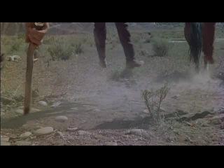 Побег в никуда Ride in the Whirlwind Монте Хеллман 1965 Вестерн в ролях Кэмерон Митчелл Милли Перкинс Джек Николсон