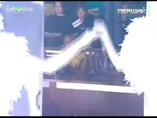 Mika Newton - Angely (Национальний отбор Украины на Евровидение 2011) (2 ТУР)