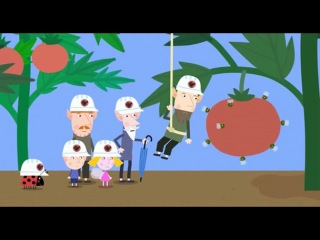 Ben and holly`s little kingdom the elf farm (english / английский) eng