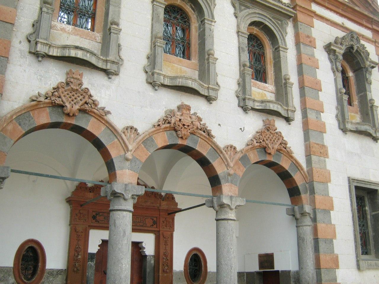церковь-мечеть в Талас