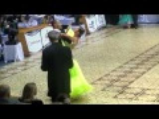 Daniil Ulanov & Irina Gogoladze - IDSF Standard European Cup 2011 - Slow Waltz