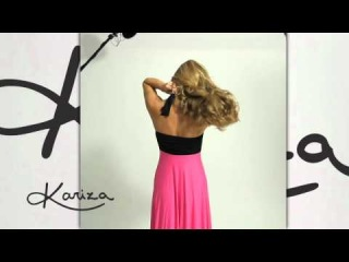 Kariza Infinity Dress Fashion &  Instruct