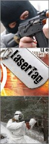 LaserTag из Днепра. Лазерные бои на открытой мес