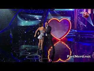 La Licenciada Noelia Arias se manda un baile muy sexy estilo -  Moulin Rouge