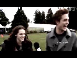 Kristen Stewart and Robert Pattinson (RobSten)