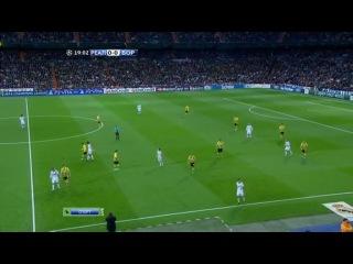 Лига Чемпионов / «Реал» Мадрид — «Боруссия» Дортмунд 2:2   1 тайм