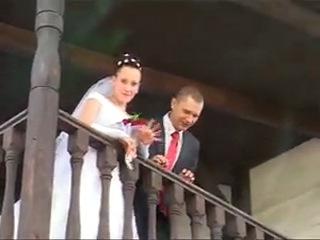 Наша свадьба))