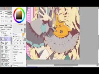 Tenty's Speed Paint Miku and SeeU Colour Part 22