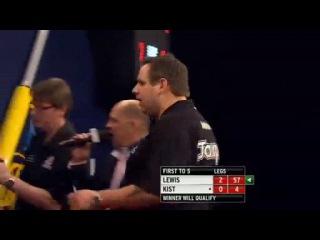Adrian Lewis vs Christian Kist (Grand Slam of Darts 2013 / Group C)