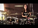 Metallica- Master Of Pupets-Drum Cover By Meytal Cohen