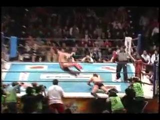IWU Prince Devitt vs. Naomichi Marufuji - NJPW Super J Cup 5th Stage
