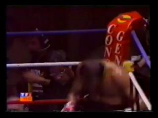1990 07 20 Christophe Tiozzo vs Paul Whittaker WBA World super middleweight title