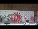Команда PLAMETRO группа поддержки БК ДЕСНА Брянск черлидинг 18 05 2013 Курган праздник сбербанка