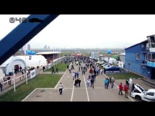 SUBARI TEAM RASSHA рекорд гиннеса 15 сентября в Тушино