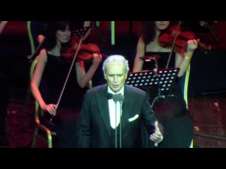 Josep carreras. live in moscow the impossible dream