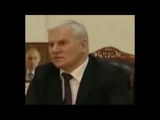 Крестный отец Дагестана. Саид Амиров обращается к  президенту Рамазану Абдулатипову