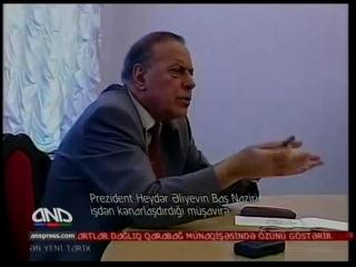 ANS TV-1994 Oktyabr OMON və 1995 Mart OMON QİYAMLARI