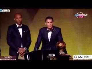 2yxa_ru_Ceremoniya_vrucheniya_Zolotogo_myacha_FIFA_2014_2015_FIFA_Ballon_d_