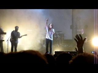 Underoath's Final Show - The Last Two Songs w/ Spencer's Farewells