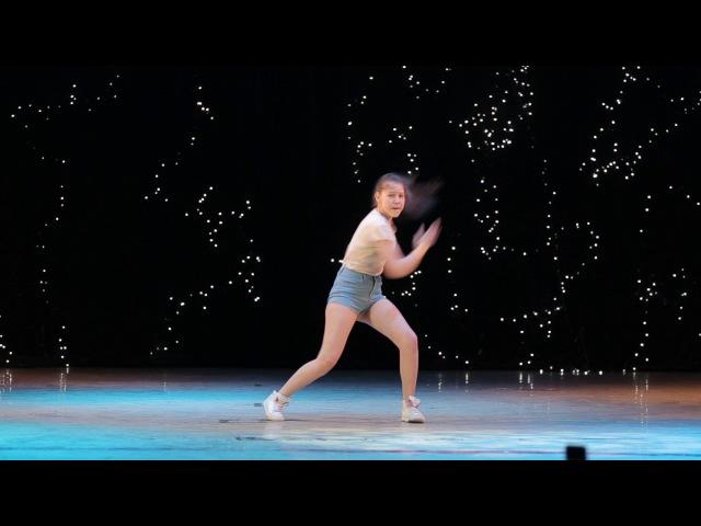 Белоусова Настя 13 лет - Dance Star Festival - 10, 24 апреля 2016г.