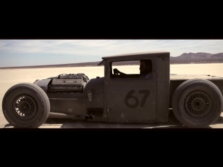 The Art of Hot Rodding - Mike Burroughs BMW-Powered 1928 Ford Model A