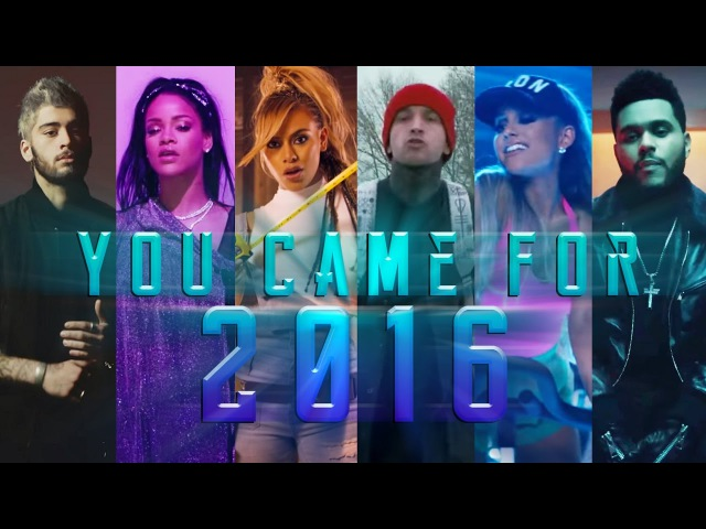 YOU CAME FOR 2016 Year End Mashup Megamix by Adamusic