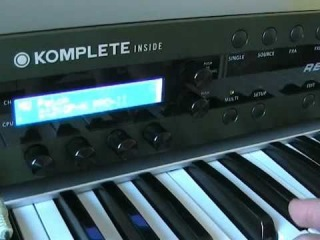 Muse Research Receptor 2: SonicProjects OP-X PRO-II