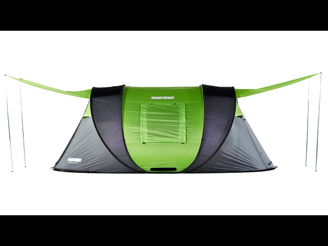 The ultimate pop up tent [ CINCH! ] (Kickstarter)